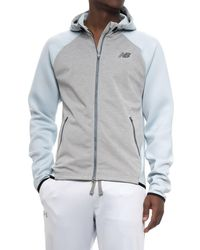 2f02ae6063e36 Men's New Balance Parka jackets On Sale - Lyst