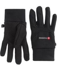 Rossignol - Back-stitch Fleece Gloves - Lyst