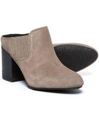 Adam Tucker - Zinc Open-back Mule Shoes - Lyst