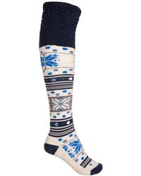 Smartwool Fiesta Flurry Knee-high Socks