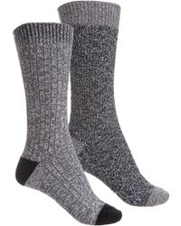 Frye - Reverse Knit Texture Supersoft Boot Socks - Lyst