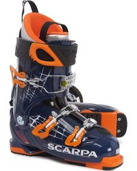 SCARPA - Made In Italy Freedom 100 Alpine Ski Boots - Lyst
