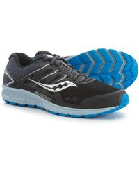 87367ed7311d Lyst - Saucony Omni 16 Running Shoes (for Men) in Blue for Men