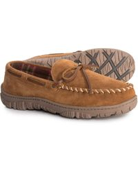 Clarks - Suede Slippers (for Men) - Lyst