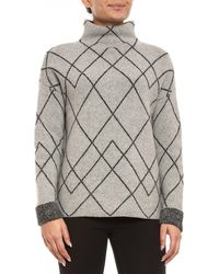 Christian Siriano - Funnel Neck Sweater (for Women) - Lyst