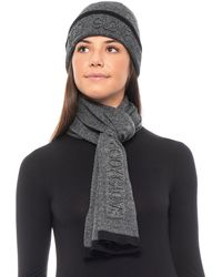 564c06b97d7 Lyst - Body Glove Chevron Color-block Hat And Scarf Set (for Men) in ...
