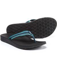 Teva - Azure Flip-flops (for Women) - Lyst