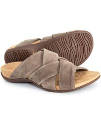 Vionic - Orthaheel Technology Juno Slide Sandals - Lyst