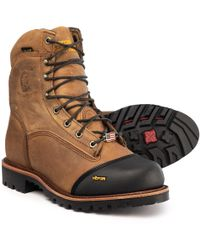 Chippewa - Bolger Leather Boots - Lyst
