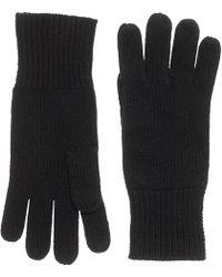 Rella - Haddock Merino Wool-cashmere Gloves (for Women) - Lyst