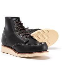 """Red Wing - 6"""" Moc-toe Boots - Lyst"""