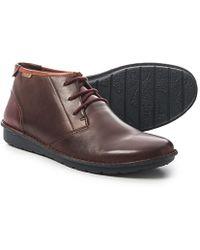 Pikolinos - Santiago Chukka Boots - Lyst
