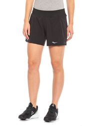 Saucony - Tranquil Shorts - Lyst