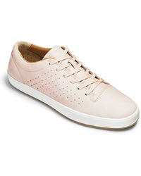 Lacoste - Tamora Lace Up Trainers - Lyst