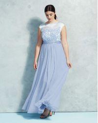 Coast - Lori Loretto Maxi Dress - Lyst