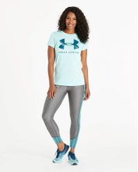 Under Armour - Tech Graphic Twist Tee - Lyst