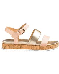 Dune - By Dune Latin Sandals - Lyst