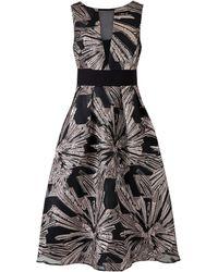 Coast - Emele Jacquard Dress - Lyst