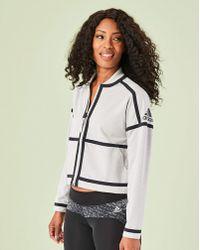 adidas - Reversible Jacket - Lyst
