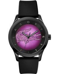Lacoste - Ladies Victoria Strap Watch - Lyst