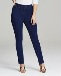 Simply Be - Lexi High Waist Slim Leg Jeans - Lyst