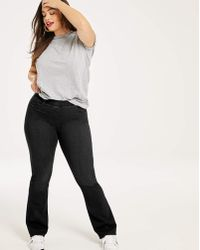 Simply Be - Erin Pull-on Bootcut Jeggings Long - Lyst