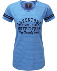 Tog 24 - Tog24 Tulip Womens Deluxe T-shirt - Lyst