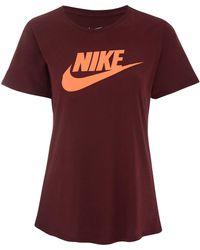 Nike - Futura Icon T Shirt - Lyst