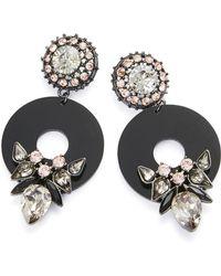 Simply Be - Perspex Drop Earrings - Lyst