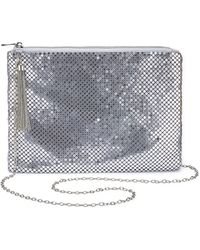 Simply Be - Chainmail Clutch Bag - Lyst