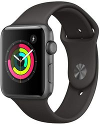 Apple - S3 Gps 38m Grey Sport Band - Lyst