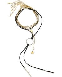 Simply Be - Beaded Necklace - Lyst