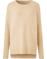 Simply Be - Boucle Boyfriend Sweater - Lyst
