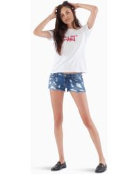 Siwy - Camilla In Stressed Out Short - Lyst