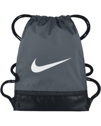 official photos 79b1b 5d517 Nike - Brasilia Gymsack - Lyst