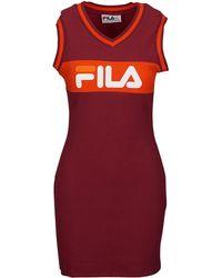 d534d65138c3 Fila Candella Dress in Red - Lyst