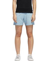 b364a981e8c adidas Originals Farm Floralita Shorts in Pink - Lyst