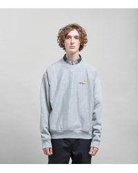 Carhartt WIP - American Script Sweatshirt - Lyst