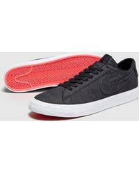 Nike - Blazer Low Canvas Deconstructed - Lyst