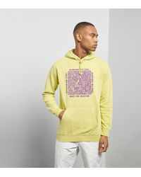 Obey - No Master Hoody - Lyst