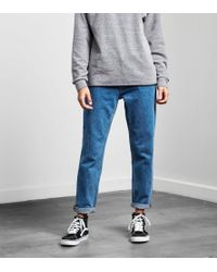Carhartt WIP - Page Carrot Jeans 'stone Wash' - Lyst