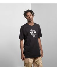 Stussy - Big Cities T-shirt - Lyst