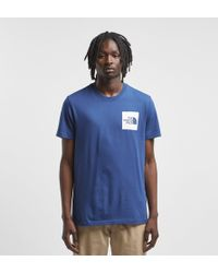 The North Face - Fine Box T-Shirt - Lyst