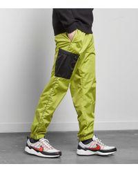 Stussy - Side Pocket Nylon Pant - Lyst