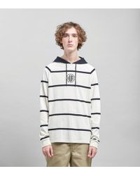 Huf - Transit Long Sleeved Knit Hoody - Lyst