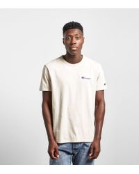 Champion - Garment Dyed T-shirt - Size? Exclusive - Lyst