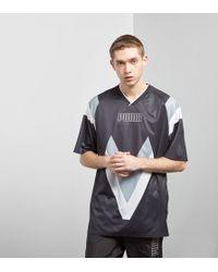 PUMA - Heritage Football T-shirt - Lyst