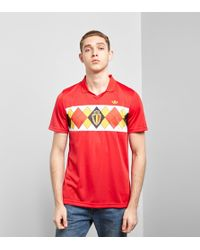 new style 46c37 f897b adidas Originals - Belgium 1984 Football Jersey - Lyst