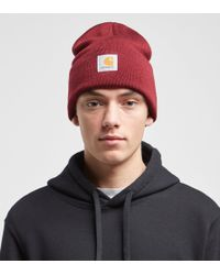 6a6101ab6f2 Carhartt Wip Madison Beanie in Blue for Men - Lyst