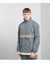 Stussy - Lewis Track Jacket - Lyst